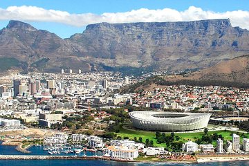 Private Full Day Cape Town Bo-Kaap Malay Q Kirstenbosch and Table Mountain Tour.