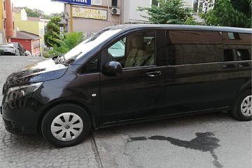 Istanbul Airport Private Arrival Transfer with Meet & Greet