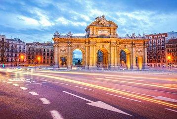 Birthday celebration trip to Madrid