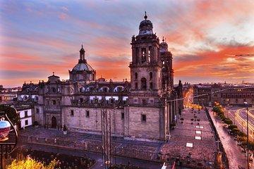 Birthday celebration trip to Mexico City