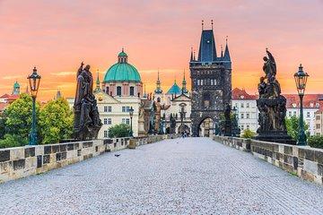 Birthday celebration trip to Prague