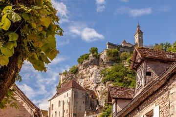 Gita di un giorno al villaggio di Padirac Chasm e Rocamadour da Sarlat