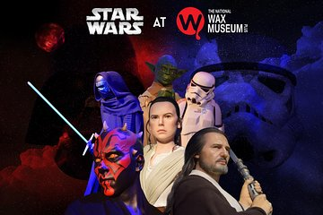Skip the Line: The National Wax Museum Admission Ticket