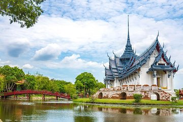 Muang Boran - The Ancient City of Samut Prakan Admission Ticket