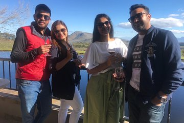 Experience Wine Tram in Cape Town