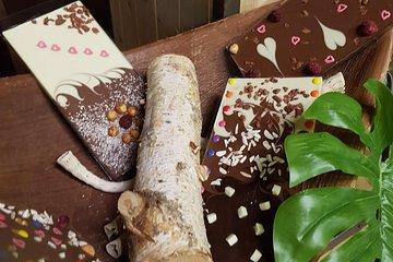 Luna de miel suiza (chocolate, crucero...