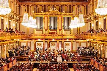 Vienna Mozart Concert at the Musikverein