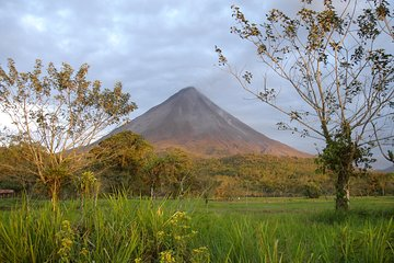 Arenal Volcano Area And Tabacon Hot...