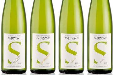 Introduksjon til Alsace-viner
