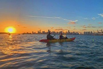 Sunset Kayak And Paddleboard Adventure Tour