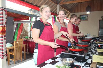 Ubud Balinese cooking class Tickets
