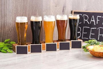 Privat tur til Chernihiv bryggeri med ølsmaking (bytur inkludert)