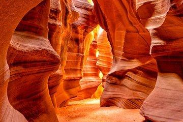 Une journée à Antelope Canyon...