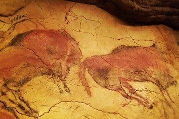 Excursión privada de un día a las cuevas de Puente Viesgo desde...