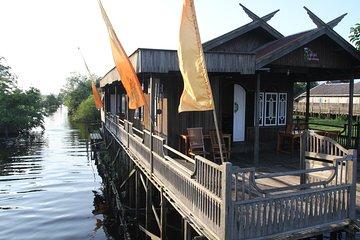 Susur Sungai Arut, en bas de la rivière Arut