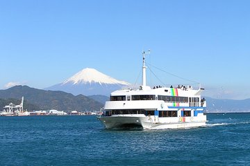 Nihondaira Yume Terrace, Shimizu Port Cruise, Lunch Buffet&Strawberry...
