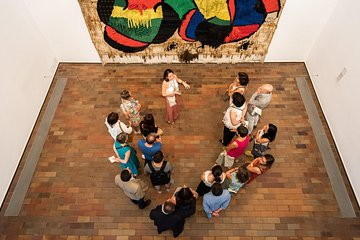 Joan Miró Collection. Guided tour in English