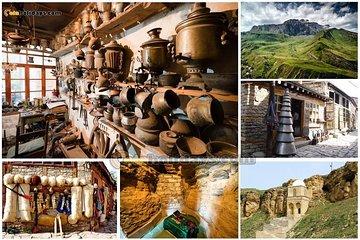 Ismailli-Lahij Tour Aserbajdsjan