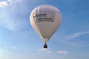 Mondovì uges varmluftsballonflyvning