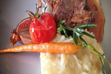 Mamaz Social Food Lamb Dinner