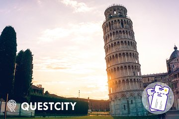 Skip the Line Pisa Ticket + Self-guided tour around Pisa