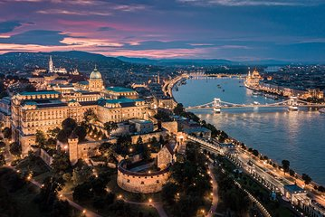 A mother/daughter trip to Budapest