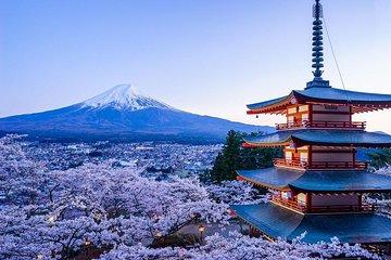 Fuji Five Lakes: Arakurayama Sengen ...