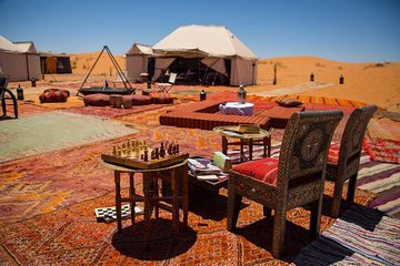 07 Days Tour to Sahara Desert and Imperial Cities from Marrakech