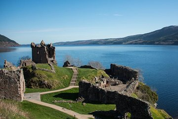 Loch Ness, Highlands, Urquhart Castle, Small Group Day Tour from Edinburgh