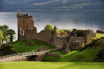 Loch Ness, Highlands, Urquhart Castle , Whisky, Private Day Tour from Edinburgh
