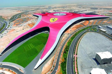Ferrari World General Admission Entry and Rides Tickets