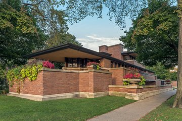 Frank Lloyd Wright Robie House Admission