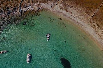 3 hour private cruise: DELOS - RHENIA