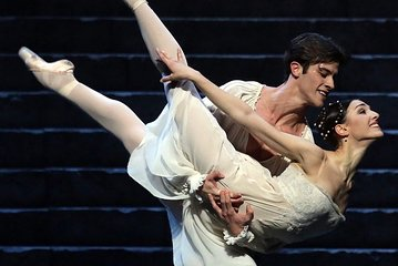 Romeo and Juliet Ballet Teatro alla Scala & Trussardi Café
