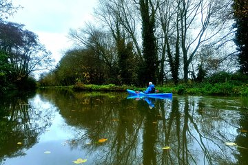 Kayak Hire on the River Wey at Guildford