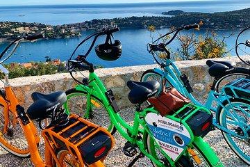 E-bike Panoramic Tour : Nice - Villefranche - St-jean-cap-ferrat 3h30 Tickets