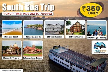South Goa Sightseeing Full Day Tour ( 09 am - 06 pm )