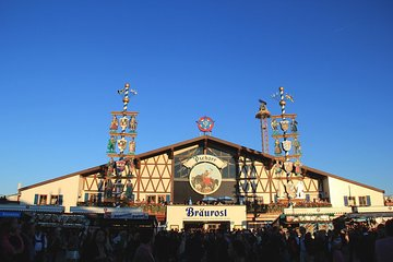 Oktoberfest Munich evening table reservation 19.09.20 incl