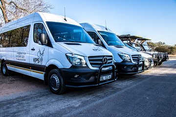 Kruger Park Safari - Business class shuttle from Johannesburg to Hoedspruit