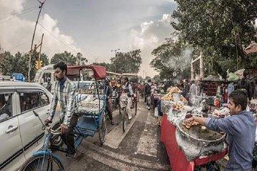 Join Old Delhi Bazaar Walking Tour