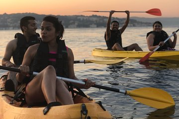 Canoeing in Istanbul