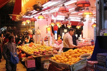 Hong Kong Markets Private Walking Tour with Local Guide