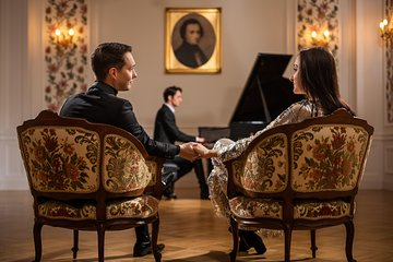 Private Chopin Recital in Warsaw's Fryderyk Concert Hall