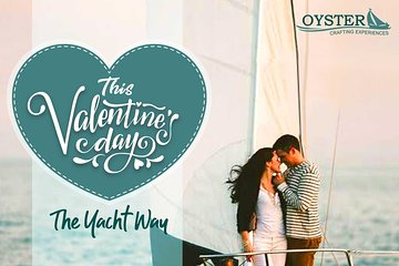 This Valentines Day The Yacht Way Leisure Sailing in Mumbai