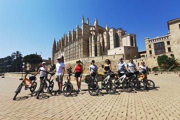 Cruise Terminal 3h E-Bike Tour, Palma de Mallorca