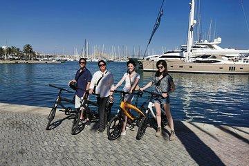 Cruise Terminal 2h E-Bike Tour, Palma de Mallorca