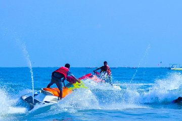 5 in 1 Water Sport Activities at Calangute/Baga Beach