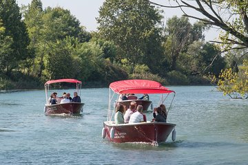 Discover the Piave River by electric boat