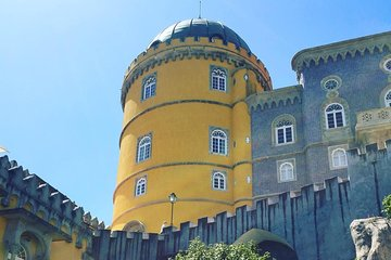 Pena Palace on private half-day tour