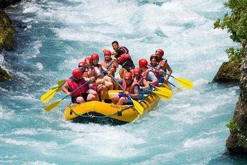 Delhi to Rishikesh: Camping and River Rafting